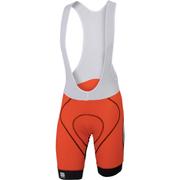 Sportful Tour Max Bib Shorts - Red/Black