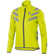 Sportful Reflex Childrens Jacket - Yellow
