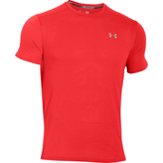 Under Armour Men's Streaker Run Short Sleeve T-Shirt - Red