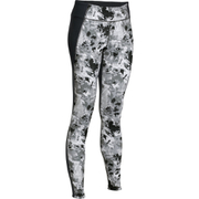 Under Armour Women's Mirror Printed Leggings - Black/White