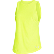 Under Armour Women's CoolSwitch Sleeveless Tank Top - Yellow