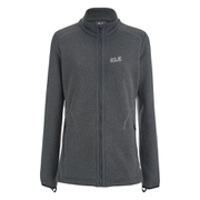 Jack Wolfskin Women's Caribou Altis Jacket - Dark Steel