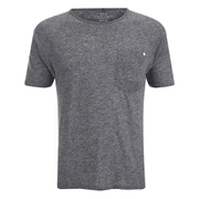 T -Shirt Smith & Jones pour Homme Caryatid Nep -Noir