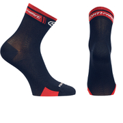 Northwave Logo High Socks - Black/Red