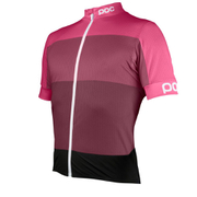 POC Fondo Light Short Sleeve Jersey - Sulfate Pink