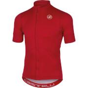 Castelli Imprevisto Nano Jersey - Red