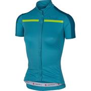 Castelli Women's Ispirata Short Sleeve Jersey - Blue