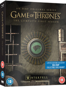 Game Of Thrones - Complete First Season Limited Edition Steelbook