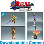 Hyrule Warriors - Majora's Mask Pack DLC
