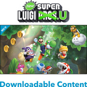 New Super Mario Bros. U - New Super Luigi U DLC