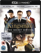 Kingsman - 4K Ultra HD