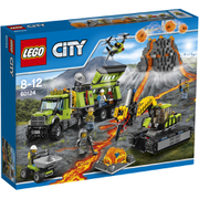 LEGO City: Volcano Exploration Base (60124)