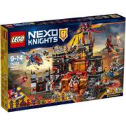 LEGO Nexo Knights: Guarida volcánica de Jestro (70323)