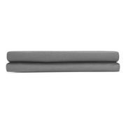 Hugo BOSS Loft Fitted Sheet - Silver