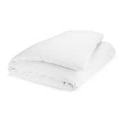Hugo BOSS Loft Duvet Cover - Milk