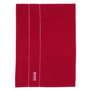 Hugo BOSS Plain Bath Mat - Poppy