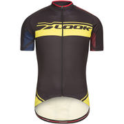 Look Pro Team Jersey - Black/Yellow