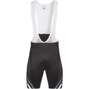 Look Pro Team Bib Shorts - White/Black