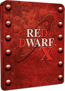 Red Dwarf X - Steelbook Exclusivité Zavvi