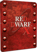 Red Dwarf X - Zavvi Exclusive Limited Edition Steelbook (Limited to 2000 Copies) (UK EDITION)