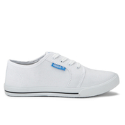 Henleys Men's Carlisle Pumps - White
