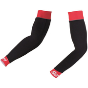 Santini BeHot Arm Warmers - Black/Red