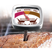 Eddingtons Steak Bundle - Thermometer, Set of 4 Knives and Markers