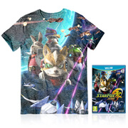Star Fox Zero + T-Shirt