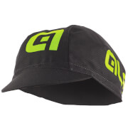 Alé Cotton Cap - Black/Yellow