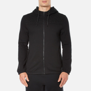 Converse Men's All Star Shield Rain Reflective Hoody - Black