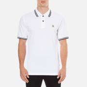 Converse Men's All Star Core Polo Shirt - Converse White
