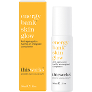 this works Energy Bank Skin Glow Face Serum 30ml