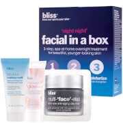 bliss Night Night Facial in a Box Set