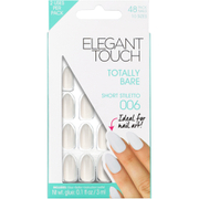 Elegant Touch Totally Bare Nails - Short Stiletto 006