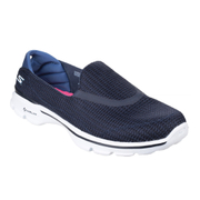 Skechers Women's GOwalk 3 Pumps - Navy