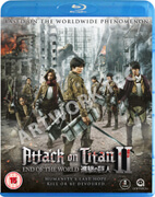 Attack On Titan The Movie - Part 2: End of the World