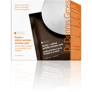Dr Dennis Gross Ferulic and Retinol Wrinkle Recovery Peel (16 Pack)