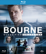 The Bourne Classified Collection Digibook