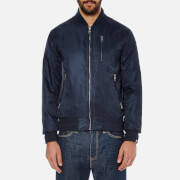 Superdry Men's Commodity Bomber Jacket - Navy
