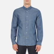 PS by Paul Smith Men's Long Sleeve Shirt - Indigo