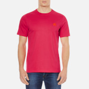 PS by Paul Smith Men's Crew Neck T-Shirt - Red