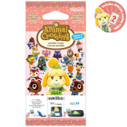 Animal Crossing amiibo Cards Pack - Series 4