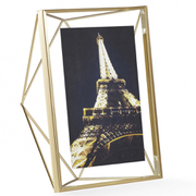 Umbra Prisma Photo Frame - Brass - 7 x 5""