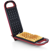 Giles & Posner EK2067 Electric Flip Over Waffle Maker for Fun Cooking (700W)