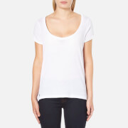 Polo Ralph Lauren Women's Scoop Neck T-Shirt - White