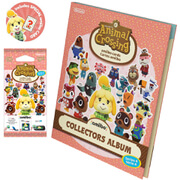 Animal Crossing amiibo Cards Collectors Album - Series 4