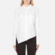 Cheap Monday Women's Force Poplin Shirt - White