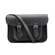 The Cambridge Satchel Company Women's 11 Inch Magnetic Satchel - Black