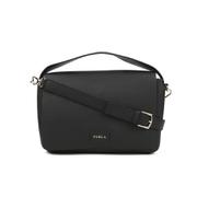 Furla Women's Capriccio Small Crossbody Bag - Black