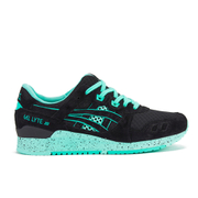 Asics Women's Gel-Lyte III 'Bright Pack' Trainers - Black